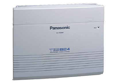 Panasonic KX-TES RJ11 to RJ45 Patch Kit -Key (System) Phones