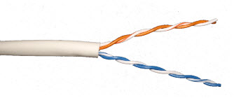 20m CW1724 Cable WHITE
