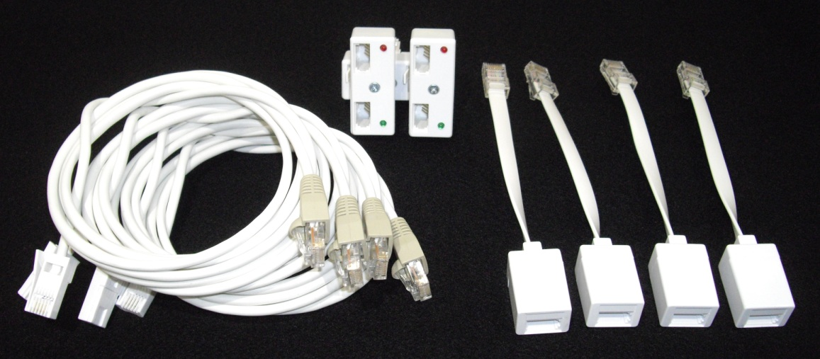 BT to RJ45 Patch Kit-4 User Privacy Version