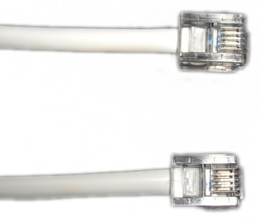 CW1308 ADSL Patch Lead - 1m