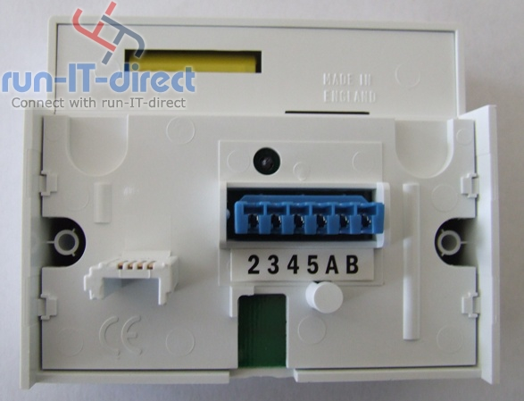 How To Install An Adsl Faceplate Splitter