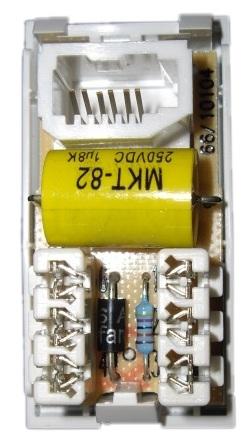 PSTN Euro Module-Rear