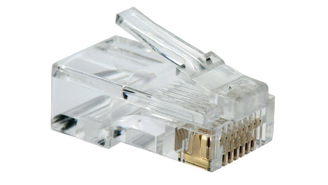 RJ45 Plug (Pack of 5)