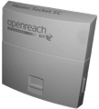 Openreach™ Branded NTE5C MK2 Master Socket