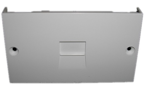 NTE5A small lower front plate
