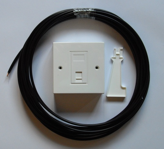 vDSL/ADSL Extension Kit-20M External